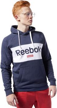 Reebok Training Essentials Linear Logo Hoodie Herrer