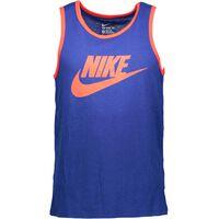 Nike Tank-Ace Logo - Mænd Blå