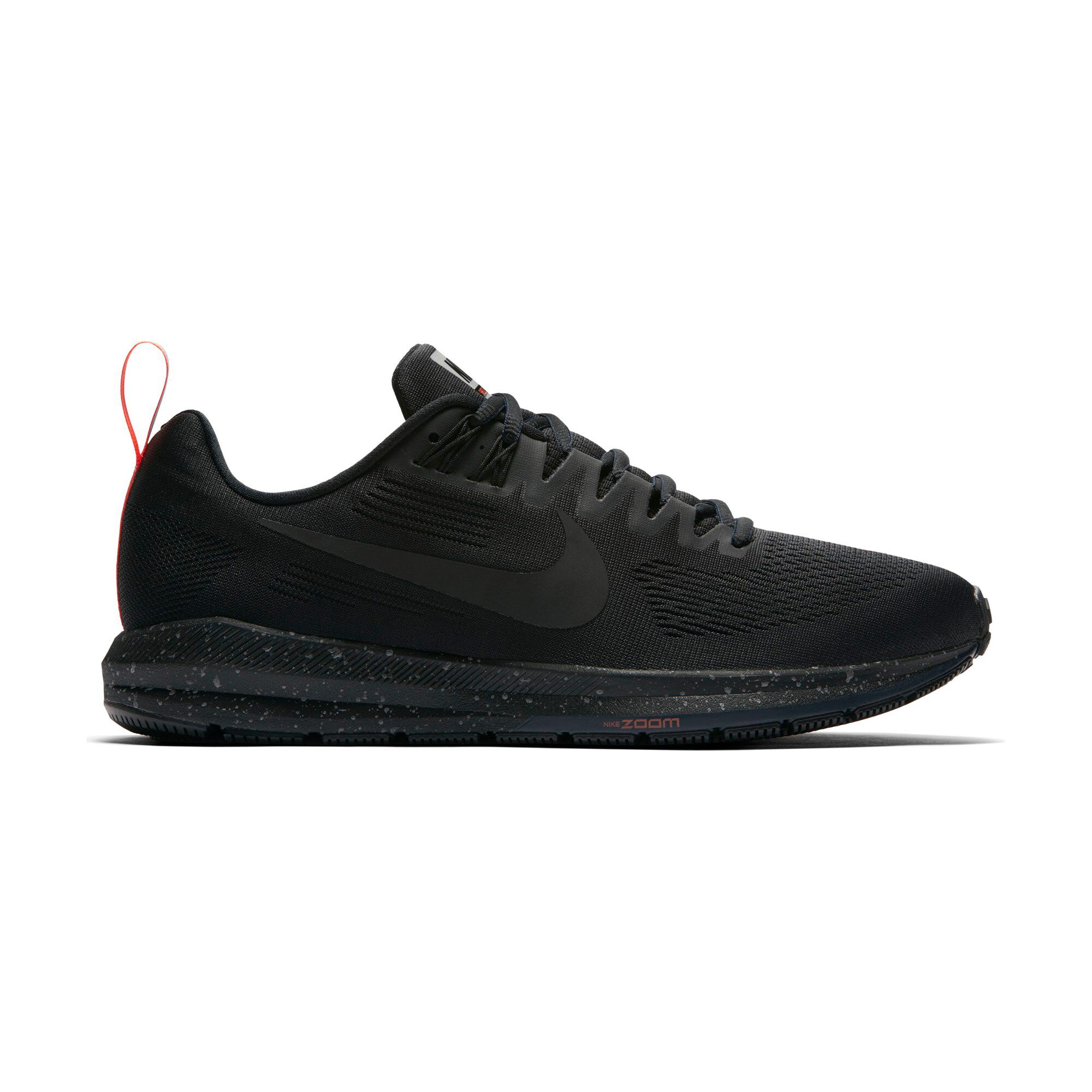 Nike Air Zoom Structure 21 Shield - Mænd Sort