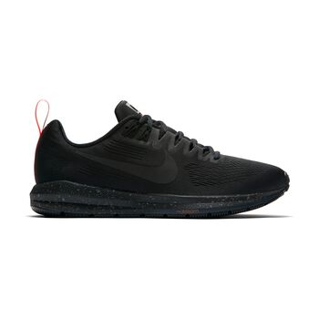 Nike Air Zoom Structure 21 Shield Mænd Sort