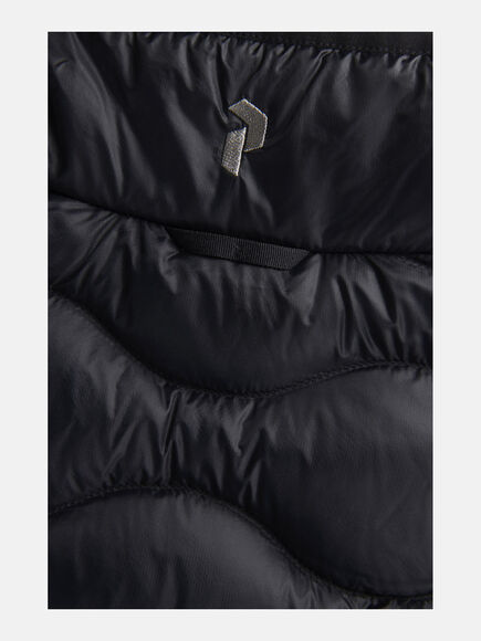 Helium vest