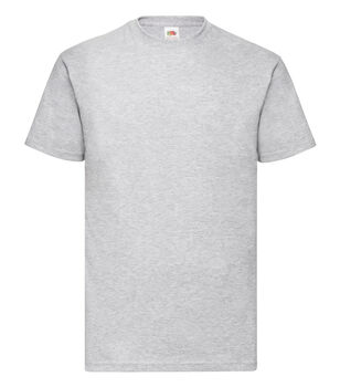 Fruit of the Loom Valueweight T-shirt Herrer