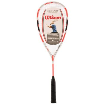 Wilson Pro Team Squash Ketcher Grå