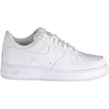 Nike Air Force 1 '07 Herrer Hvid