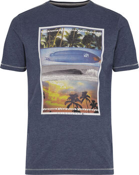 Quiksilver Heather Tee Place To Be You