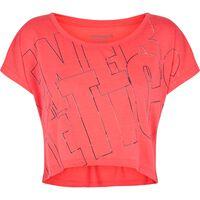 Energetics Zauna SS T-shirt - Kvinder Pink