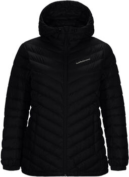 Peak Performance Frost Down Hooded Jacket Damer