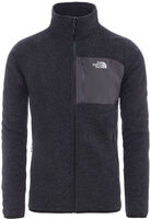 The North Face Arashi Inner Fleece - Mænd Sort