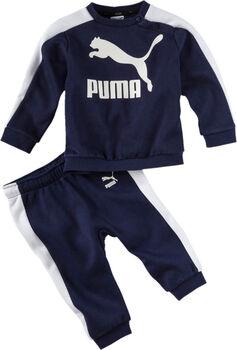 Puma MiniMe Prime T7 Crew Joggersæt