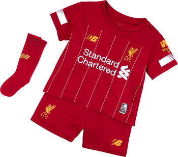 New Balance Liverpool FC Home Kit