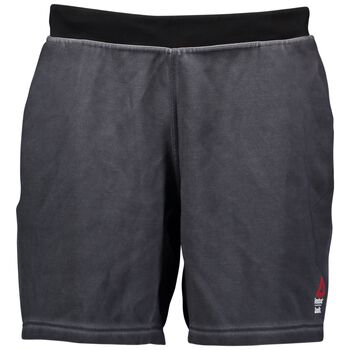 Reebok Crossfit Sweat Short Herrer Grå