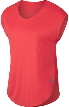 Nike City Sleek SS Top Damer