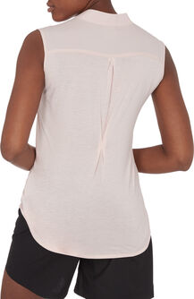 Lelica ærmeløs skjorte