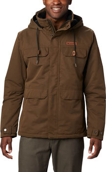 Columbia South Canyon Lined Jacket Herrer Grøn