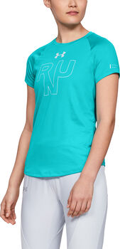 Under Armour Qualifier Short Sleeve Herrer