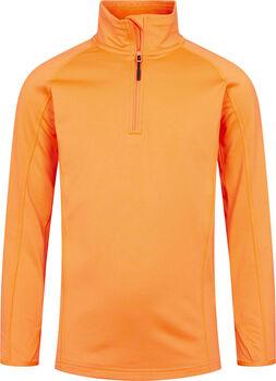 McKINLEY Mio Half-Zip Mellemlag Orange