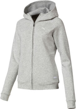 Puma Athletics Hooded Jacket TR Damer
