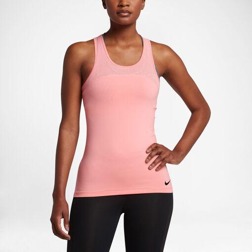 04540bda914 Pink Nike Pro Hypercool Tank - Kvinder   INTERSPORT.dk