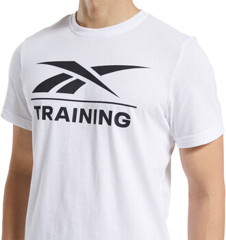 Reebok Trænings T-shirt. Herrer