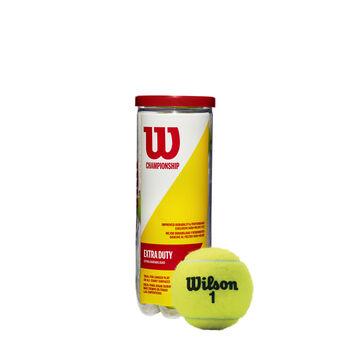 Wilson Championship XD Tball 3 Ball Can Gul