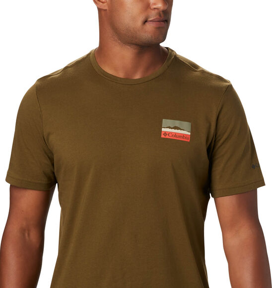 Rapid Ridge Back Graphic T-shirt