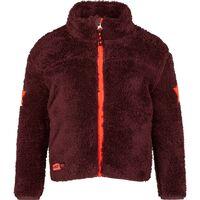 Mckinley New Fluffy Fleece - Børn Rød