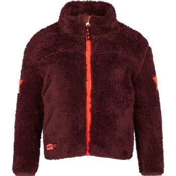McKINLEY New Fluffy Fleece Rød