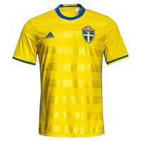 Adidas Sverige hjemmebanetrøje - Unisex