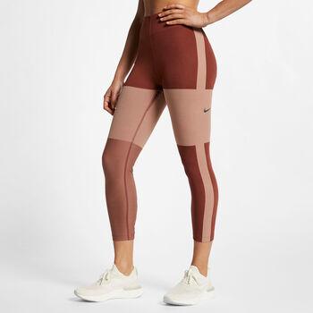 Nike Tech Pack Running Crop Damer