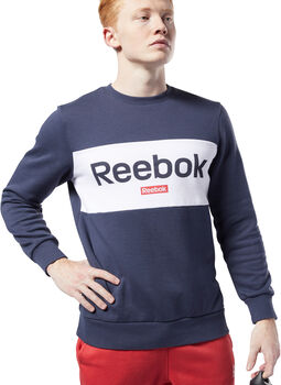 Reebok Training Essentials Linear Logo Sweatshirt Herrer
