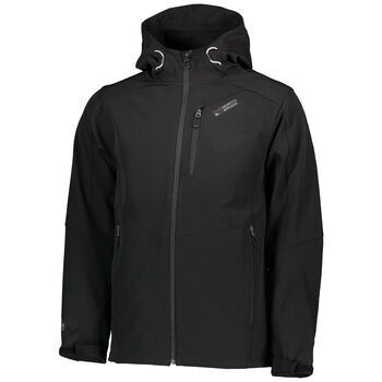 Northbrook Semmer Softshell Jakke Herrer Sort