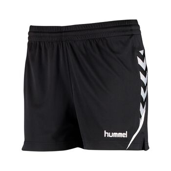 Hummel Authentic Charge Poly Shorts Herrer Sort