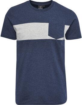 Hummel Finn T-shirt S/S Herrer