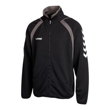 Hummel Team Player Poly Jacket Herrer Sort