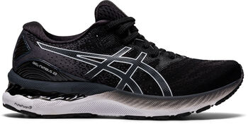 ASICS Gel-Nimbus 23 Damer Sort
