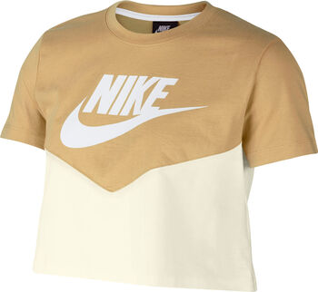 Nike Sportswear Heritage SS Top Damer