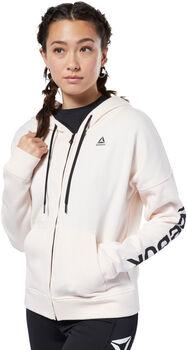 Reebok Training Essentials Full Zip Sweatshirt Damer