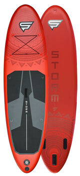 K2 STX Storm Inflatable Stand Up Paddle Rød