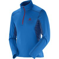 Discovery Activ Half Zip M Union Blue