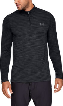 Under Armour Vanish Seamless 1/2 Zip Herrer Sort