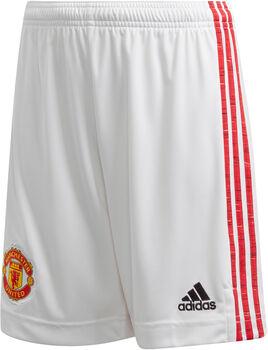 adidas Manchester United 20/21 Hjemmebaneshorts Junior