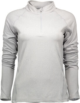 PRO TOUCH Ina Zip LS Tee Damer