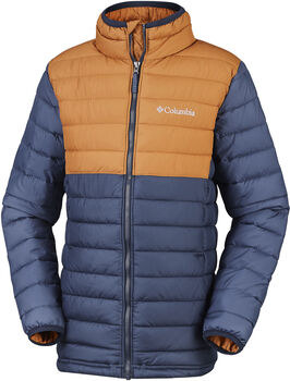 Columbia Powder Lite Jacket Drenge Blå