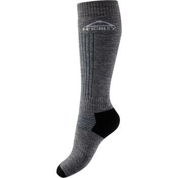 McKINLEY Horiz Ski Sock Grå