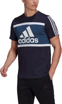 adidas Essentials Colorblock T-shirt Herrer