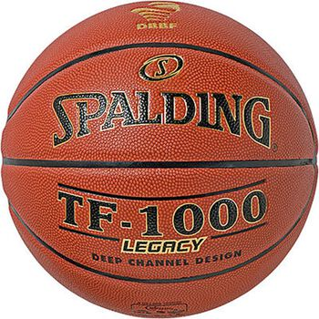 Spalding DBBF Tv2 TF1000 Legacy - Basketball Brun