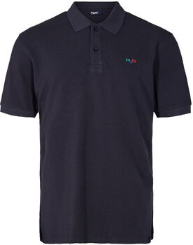 H2O Mens/Polo Shirt/Lind Herrer