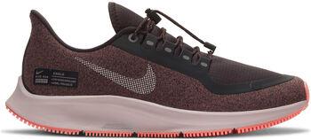 Nike Air Zoom Pegasus 35 RN Shield Damer Sort