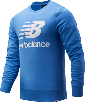 New Balance Essentials Stacked Logo sweatshirt Herrer