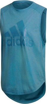 ADIDAS ID Winners Muscle Tee Damer